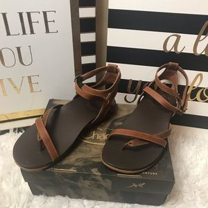 New Woman's Chaco Sandals